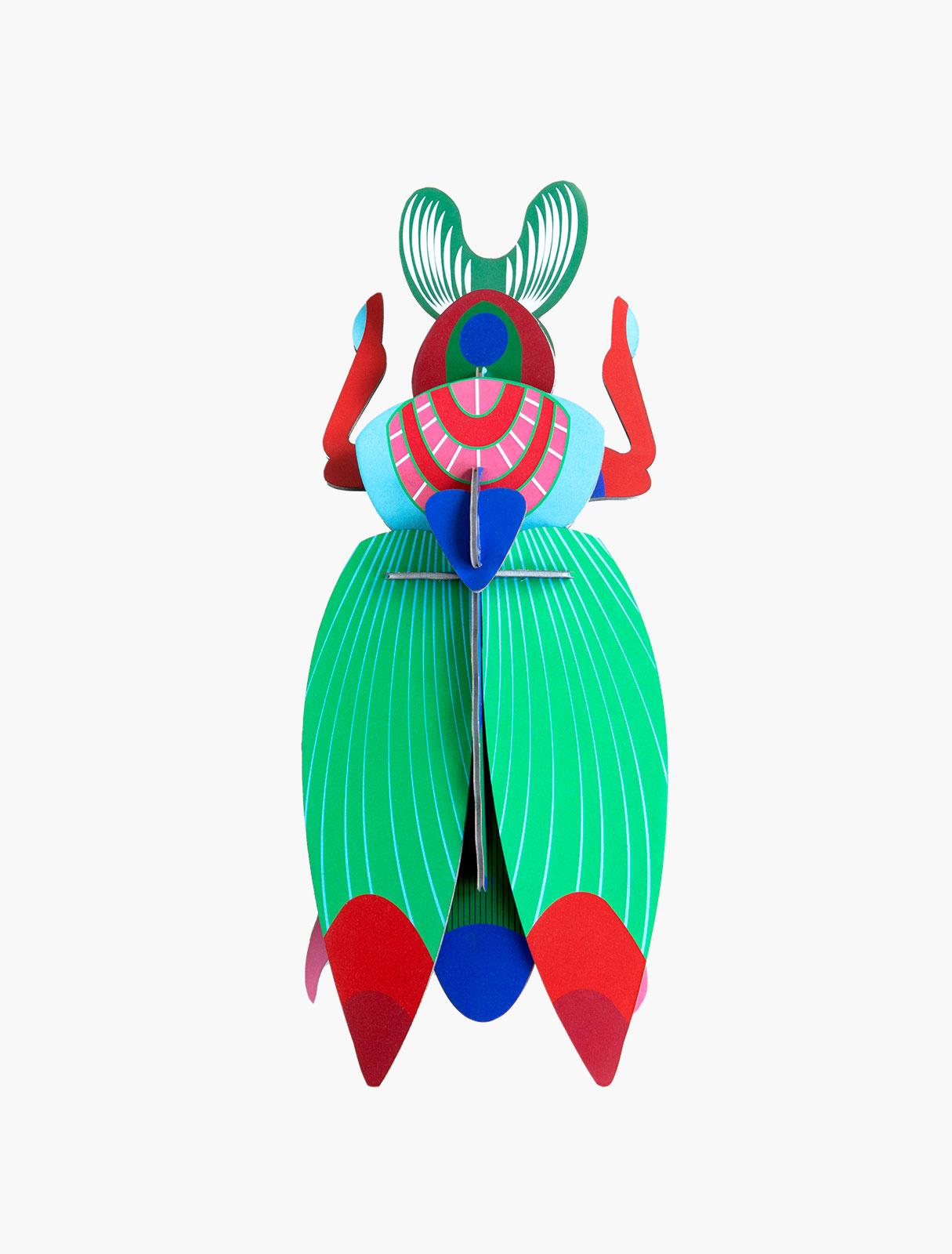 Studio Roof 3D Wanddecoratie Giant Scarab Beetle