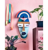 Studio Roof 3D Wall Decoration Brooklyn Mask