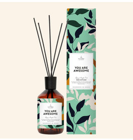 The Gift Label Reed Diffuser You are Awesome