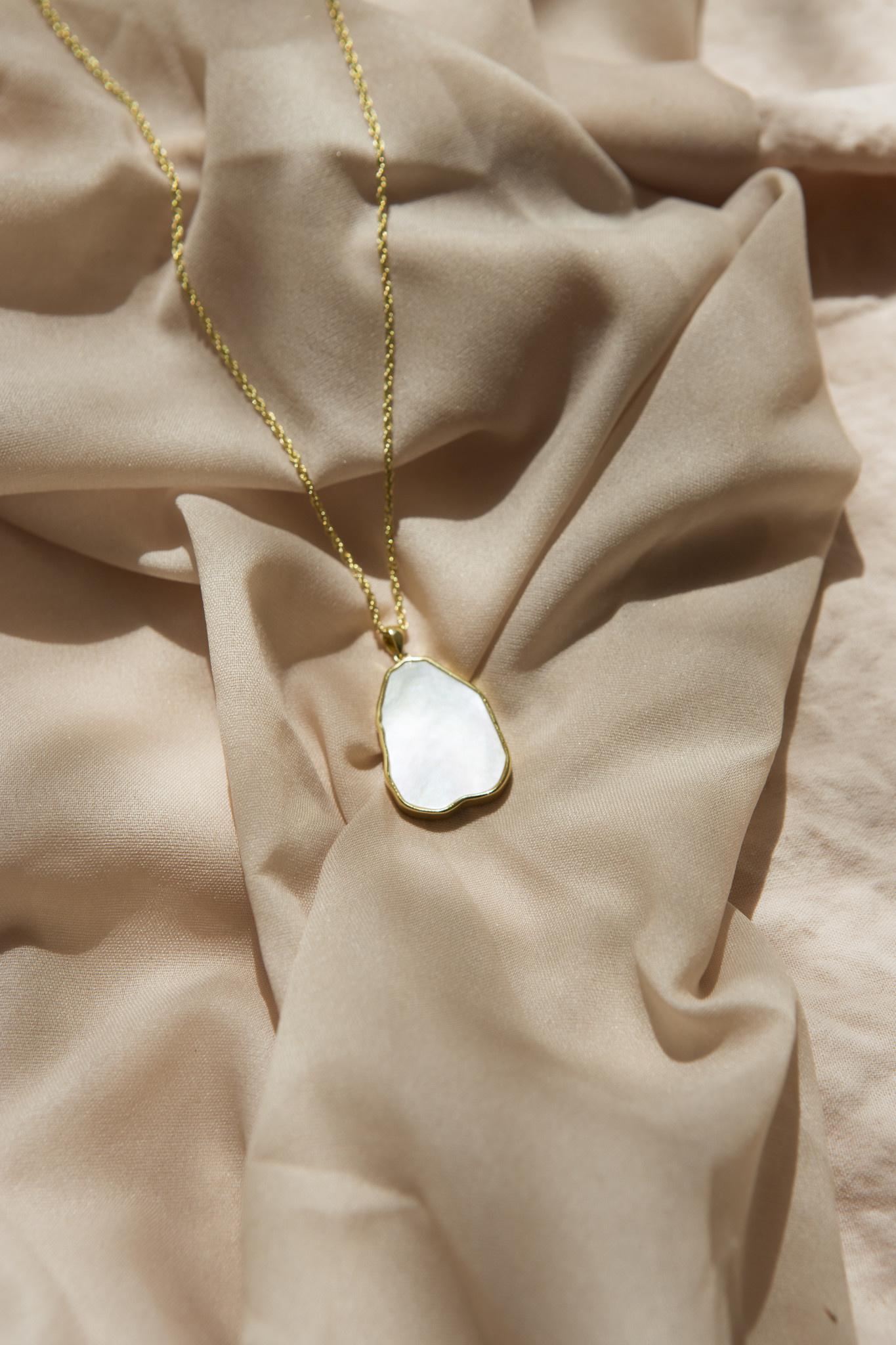 Riverstone Jewels Necklace Spirit silver
