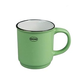 Cabanaz Stapelbare Tasse grün