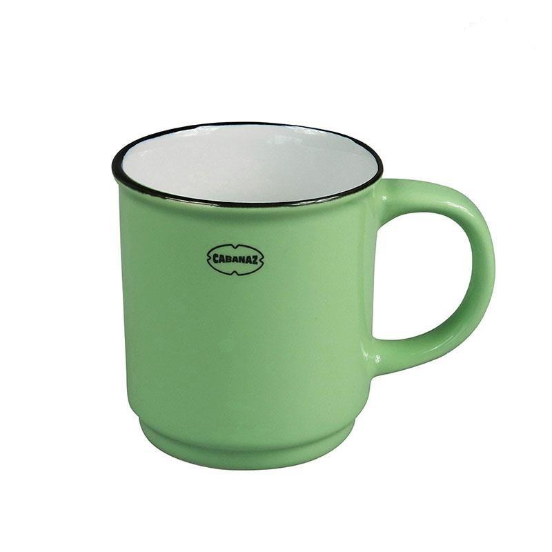 Cabanaz Stackable Mug green