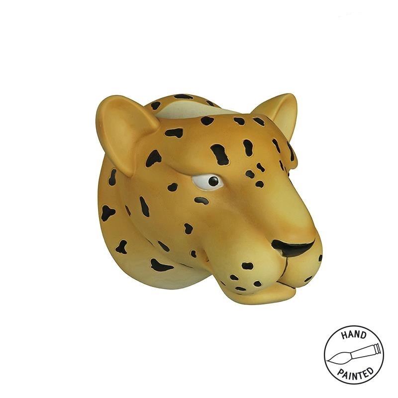 The Zoo Hängender Blumentopf Leopard