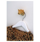 The Zoo Garderobe Haken Leopard