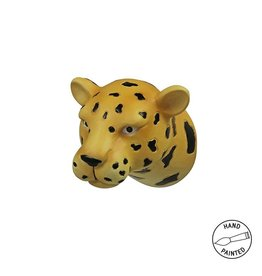The Zoo Coat Rack Hook Leopard