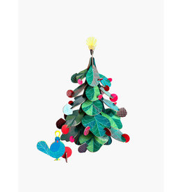 Studio Roof Baukasten Christmas Tree Peacock