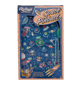 Ridley's Pinball Space