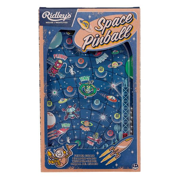 Ridley's Flipperspel Space