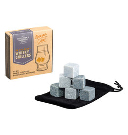 Gentlemen's Hardware Whiskey Stones On the Rocks