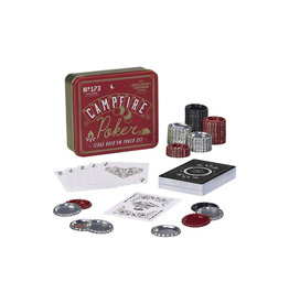 Gentlemen's Hardware Campfire Poker game