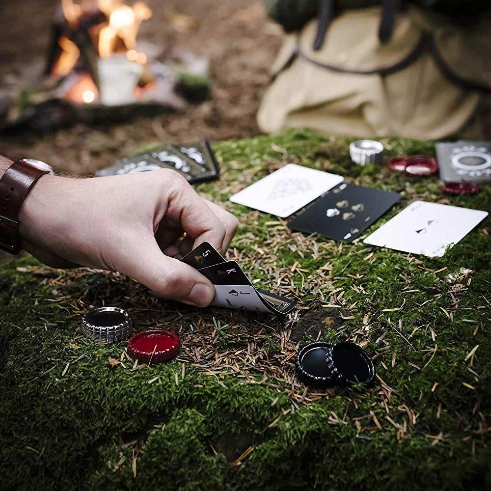 Gentlemen's Hardware Kampvuur Pokerspel