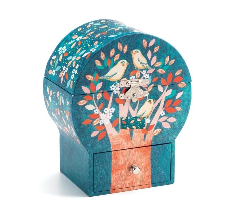 Djeco Music Box  Poetic Tree