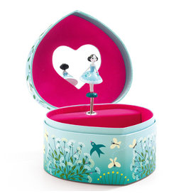Djeco Music Box Budding Dancer