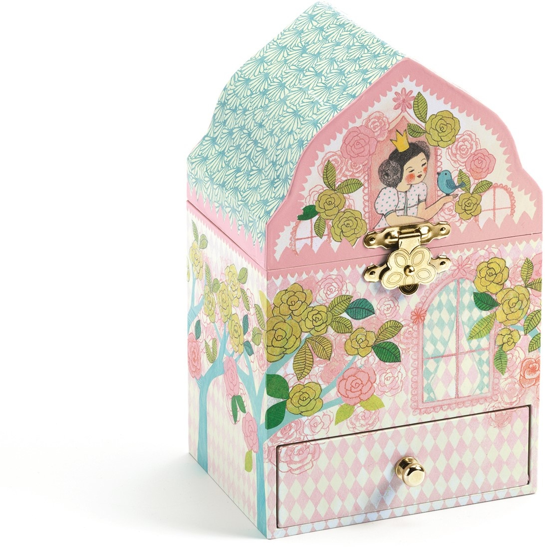 Djeco Music Box Delighted Palace