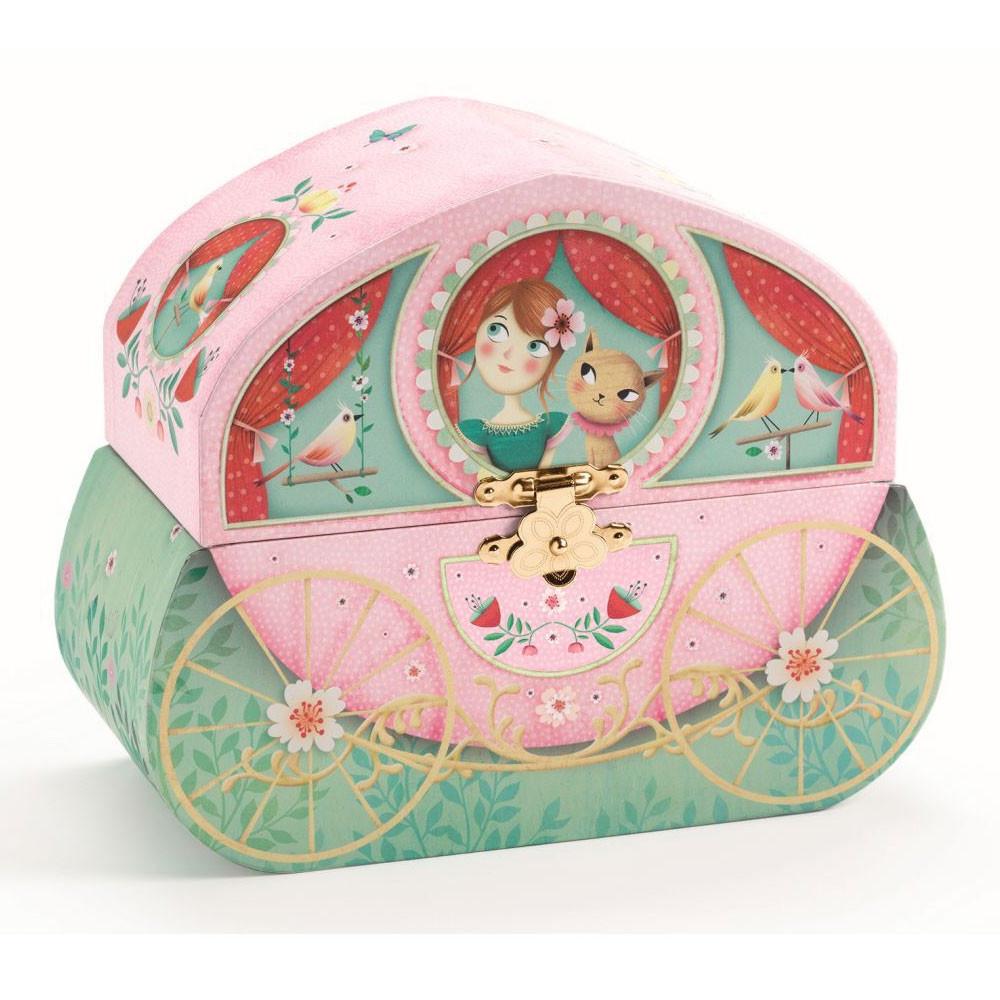 Music Box Carriage Ride
