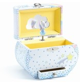 Djeco Music Box Unicorn''s Dream