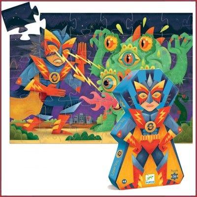 Djeco Puzzle Laser Boy