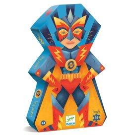 Puzzel Laser Boy