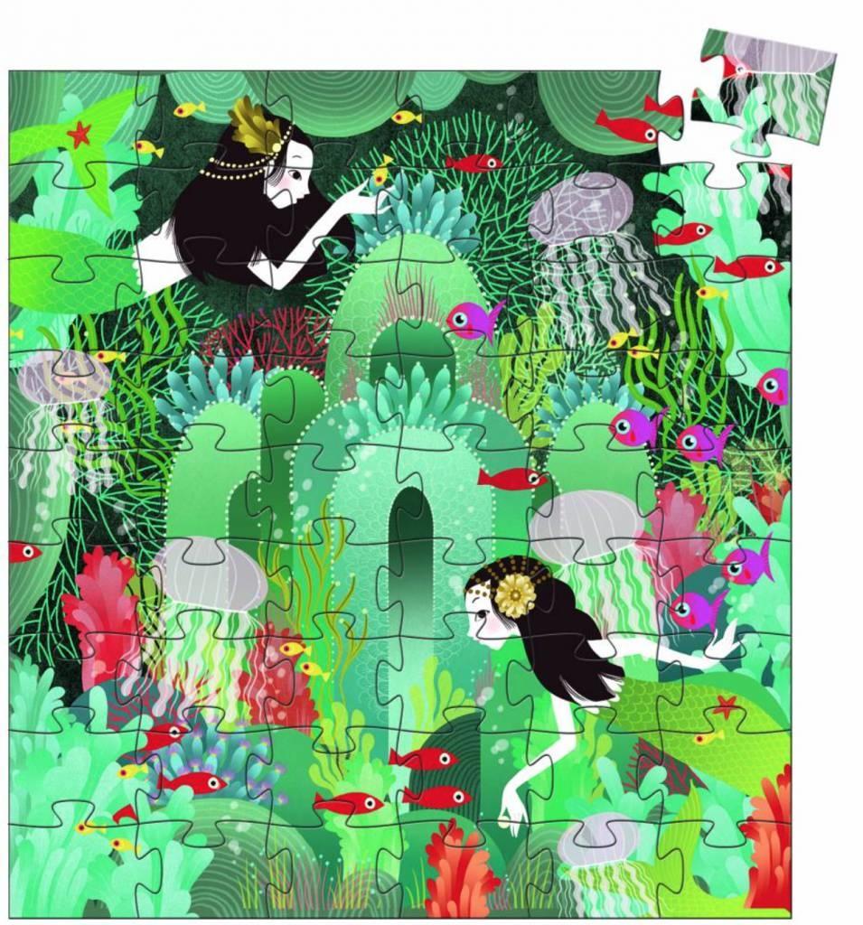 Djeco Puzzle Aquatic Paradise