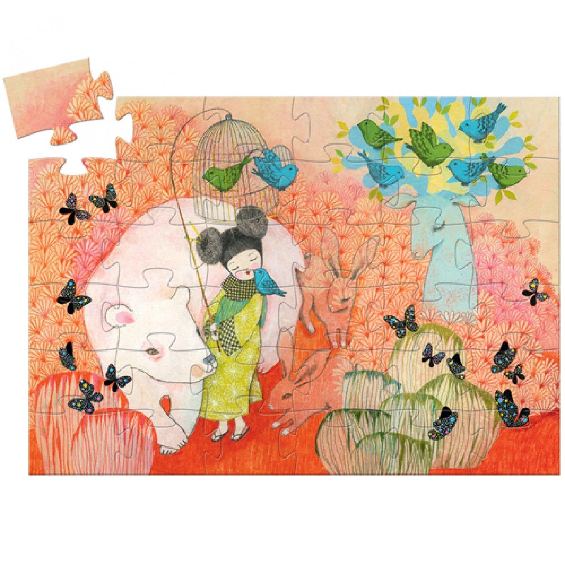 Djeco Puzzle Kokeishi