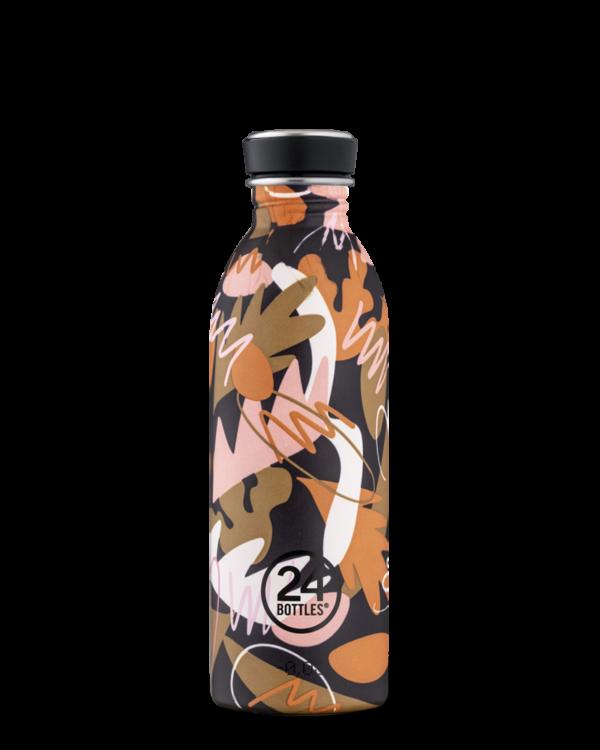 24Bottles Drinkfles Urban Bottle 0,5 L Lost in Mars