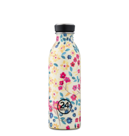 24Bottles Drinkfles Urban Bottle 0,5 L Petit Jardin