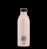 24Bottles Getränkeflasche Urban Bottle 0,5 L Stone Dusty Pink