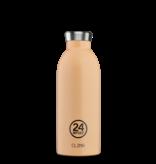 24Bottles Thermo Bottle 0.5L Clima Peach orange