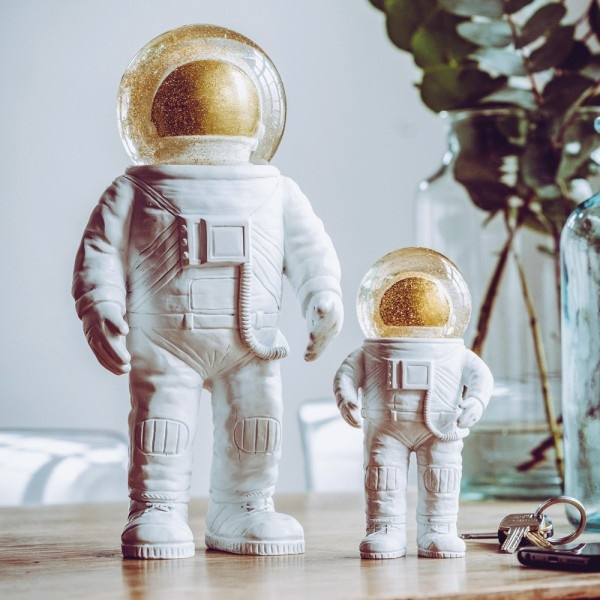 Donkey Products Glitter Globe The Astronaut