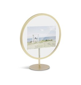 Umbra Photo Frame Prisma large gold