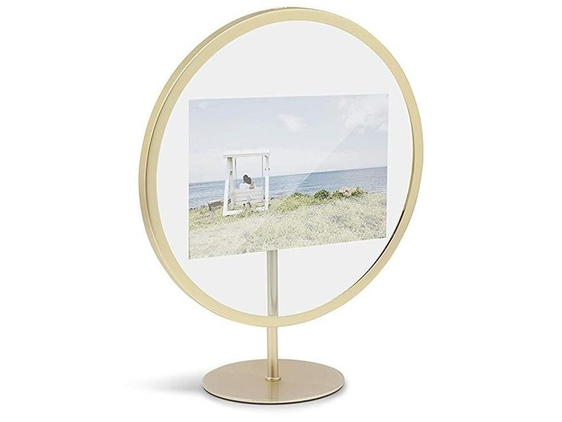 Umbra Photo Frame Infinity large gold