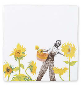 Storytiles Decorative Tile Flower Power Small
