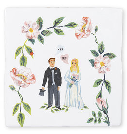 Storytiles Dekorative Fliese She Said Yes small
