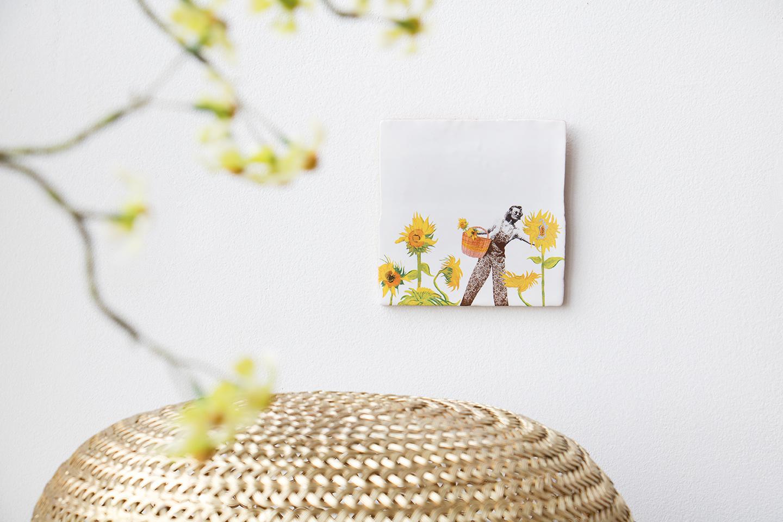 Storytiles Dekorative Flower Power medium