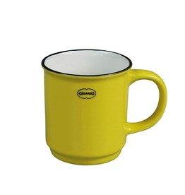 Cabanaz Stapelbare Mok geel