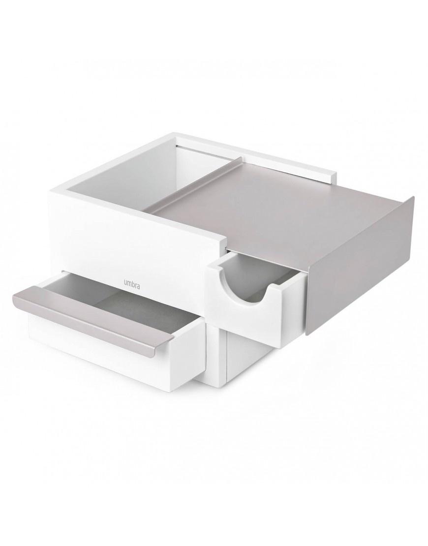 Umbra Jewelry Box Stowit mini weiß