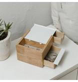 Umbra Jewelery box Stowit mini wood