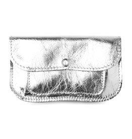 Keecie Geldbörse Cat Chase Medium silver