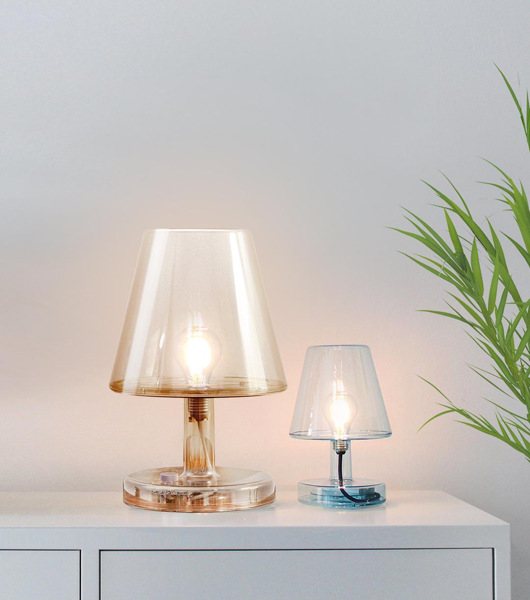 Fatboy Table lamp Trans-Parents transparent