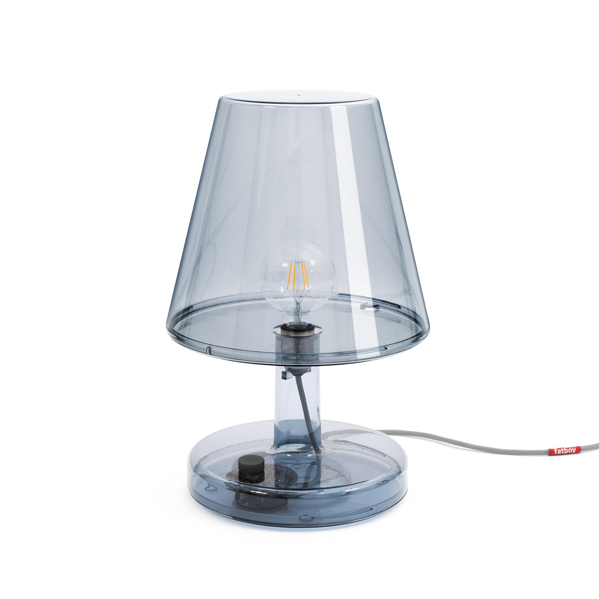Fatboy Table lamp Trans-Parents grey