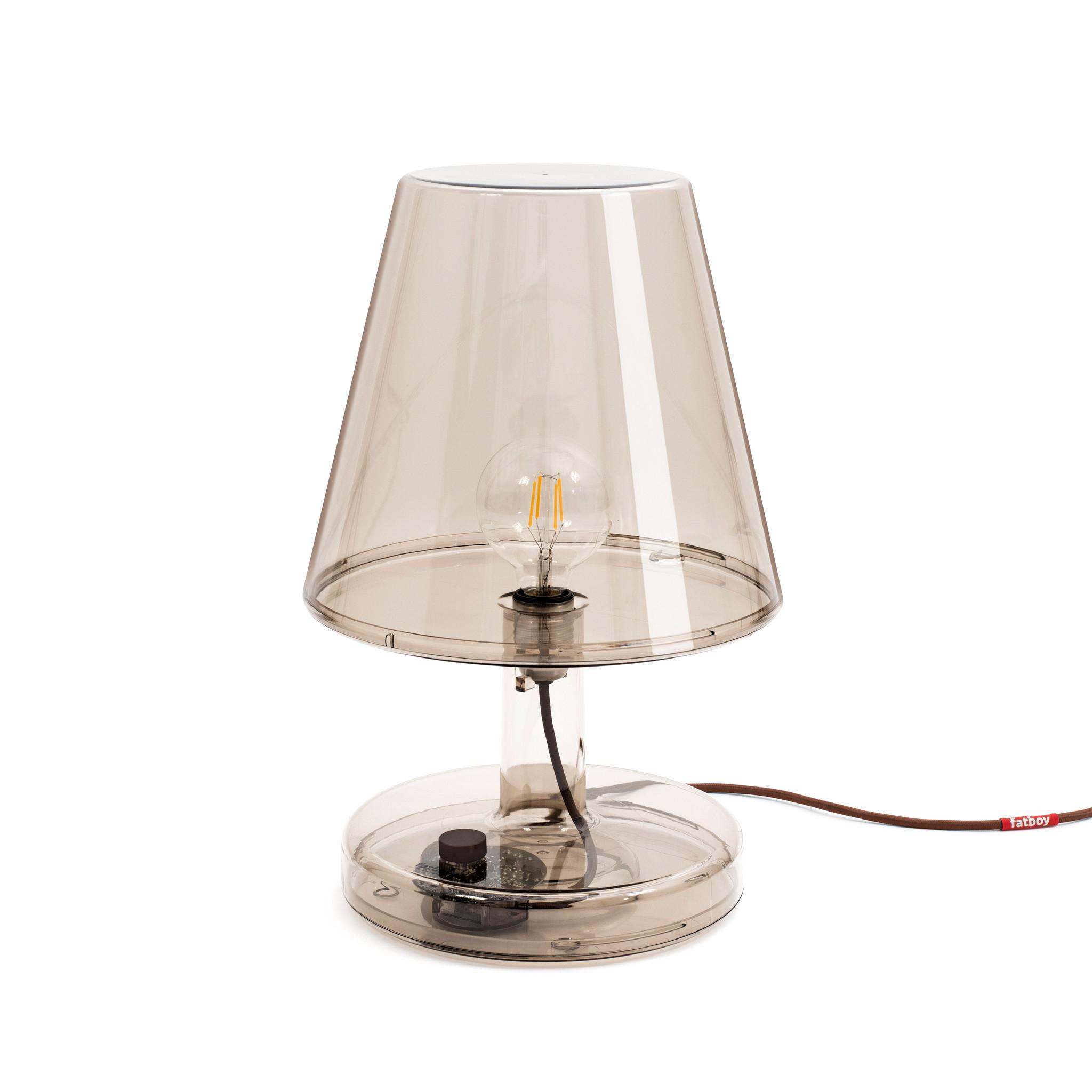 Fatboy Table lamp Trans-Parents bronze