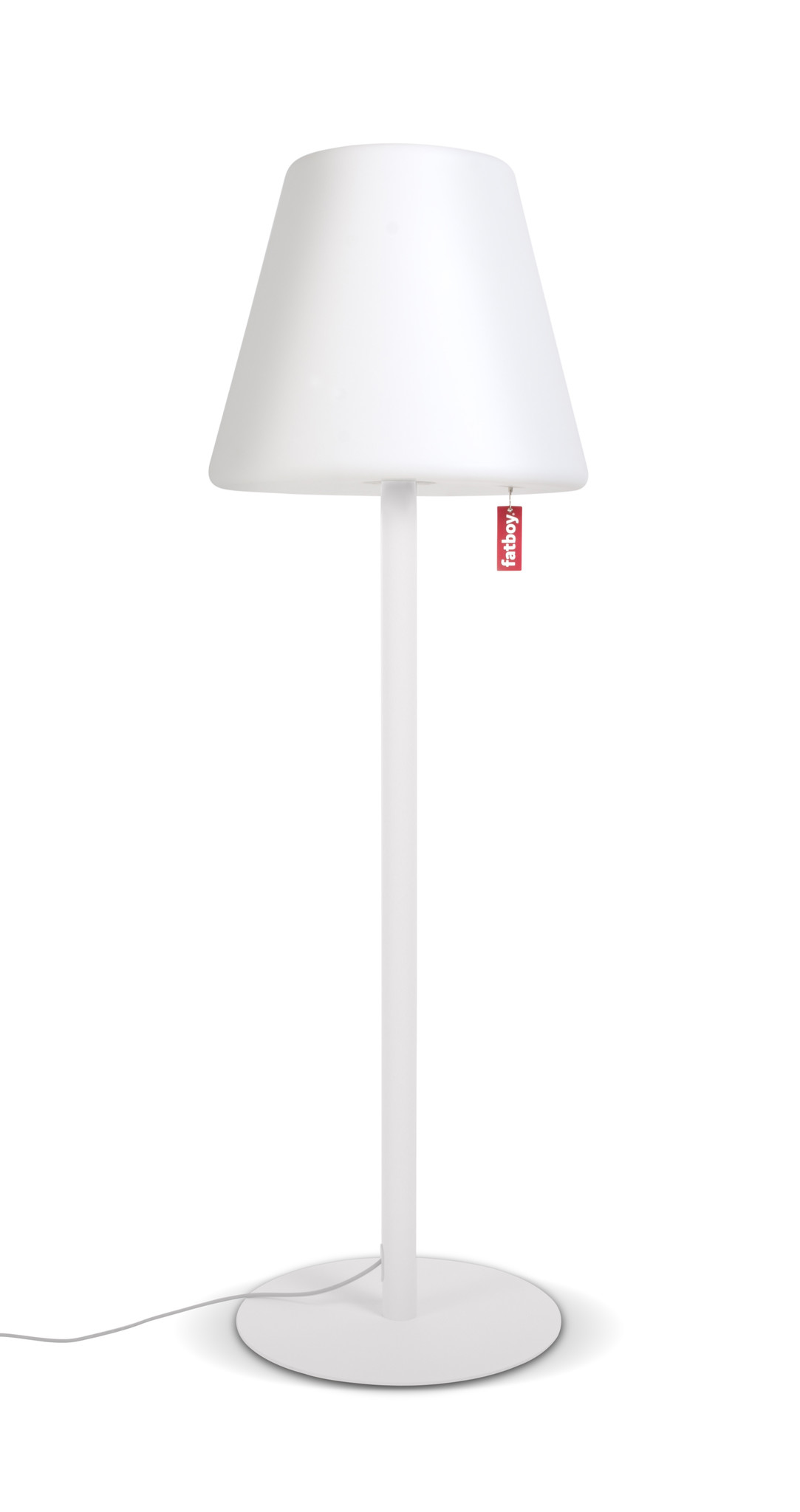 Fatboy Stehlampe Edison the Giant weiß