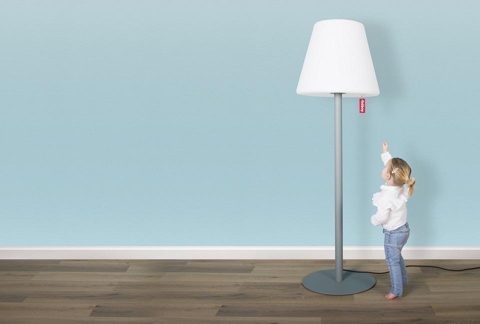 Fatboy Floor lamp Edison the Giant grey