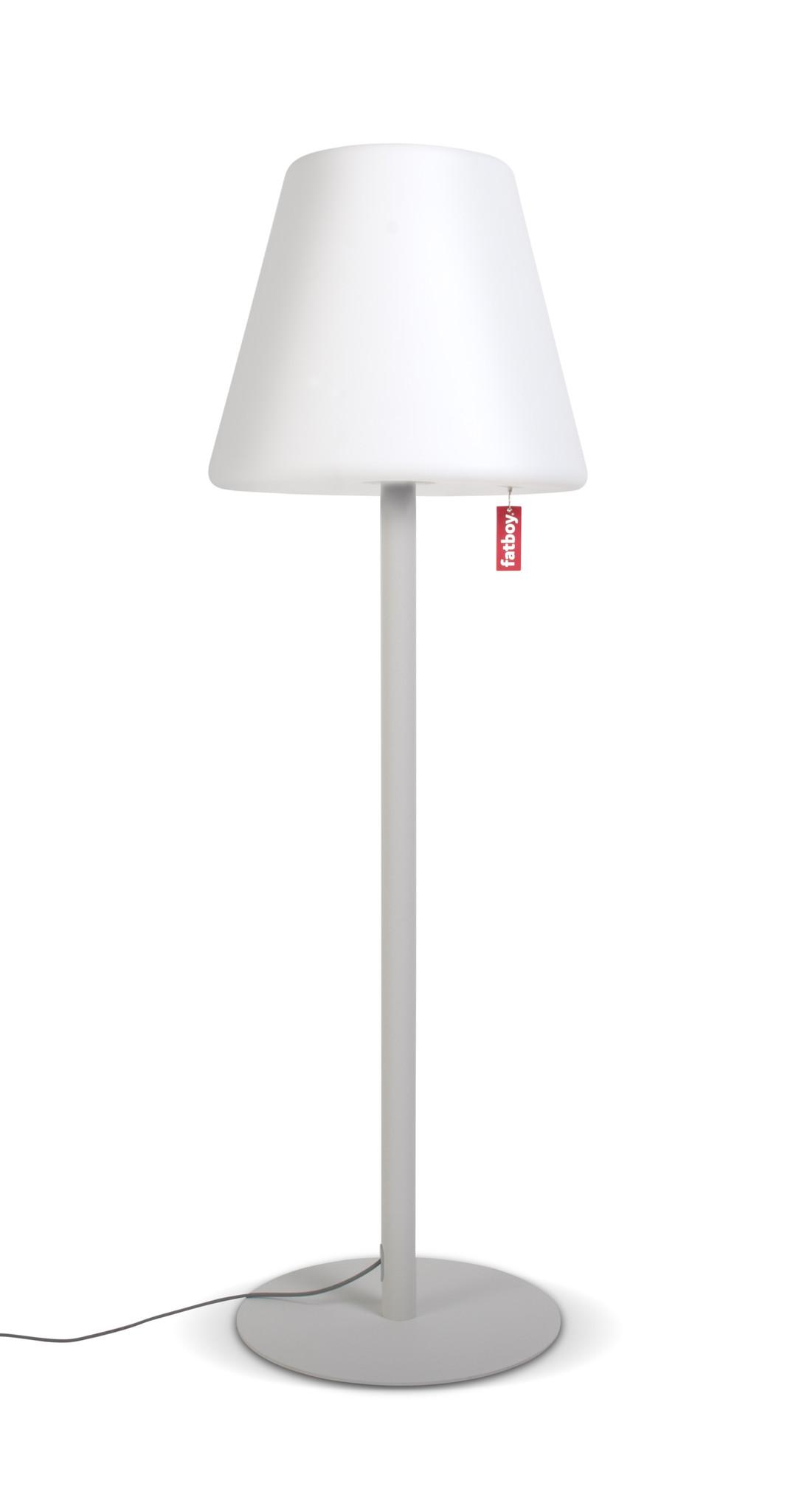 Fatboy Floor lamp Edison the Giant light grey
