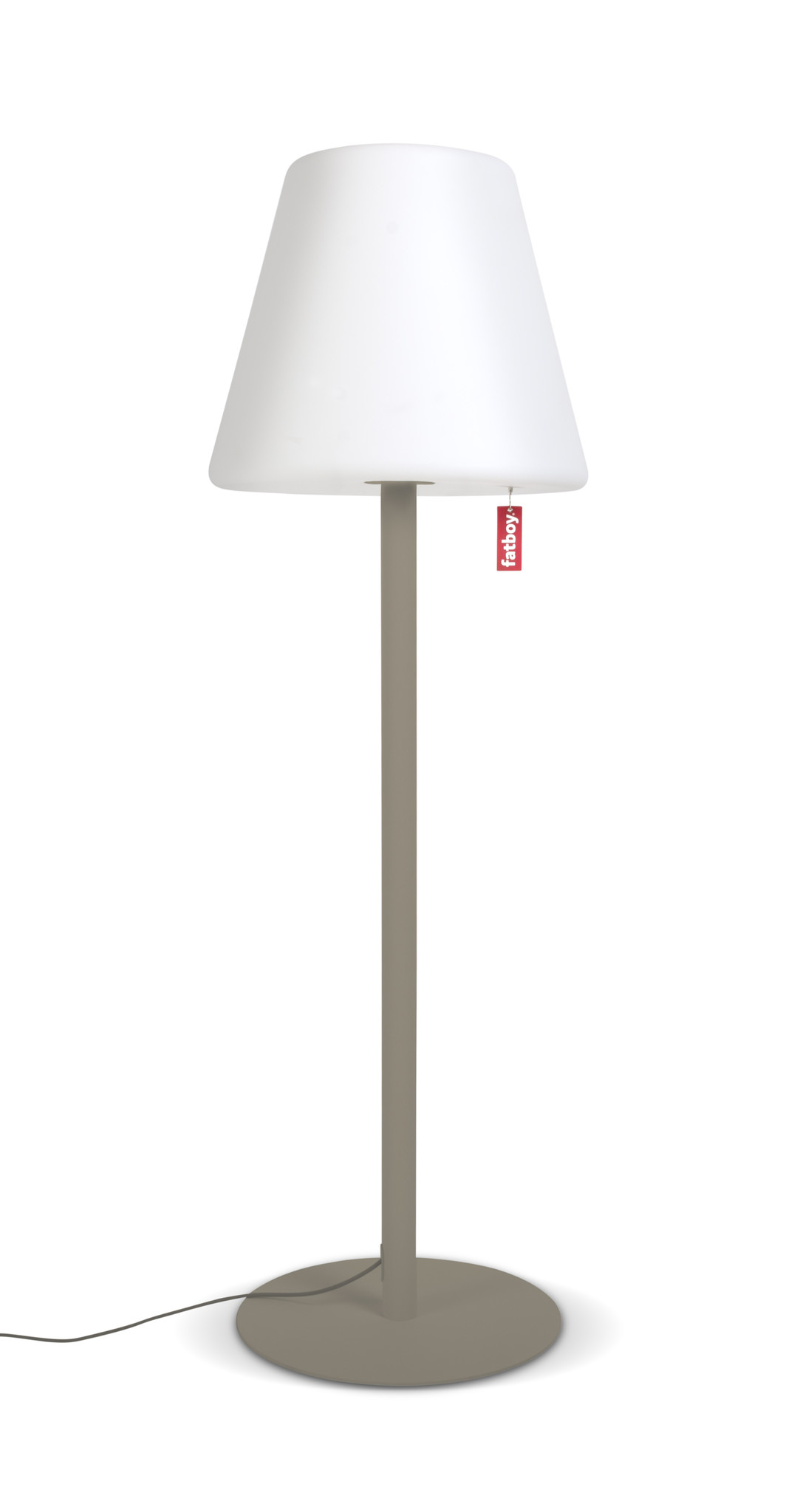 Fatboy Vloerlamp Edison the Giant taupe