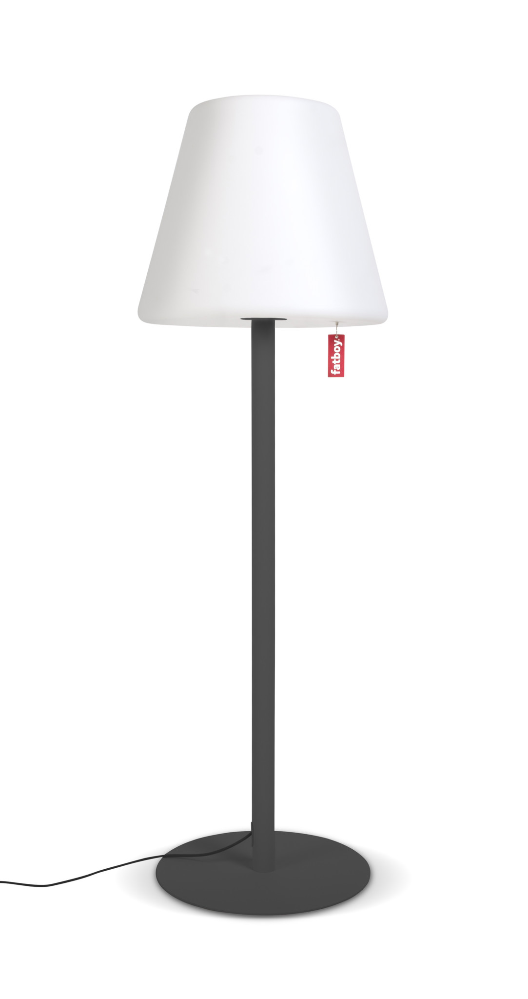 Fatboy Stehlampe Edison the Giant Anthrazit