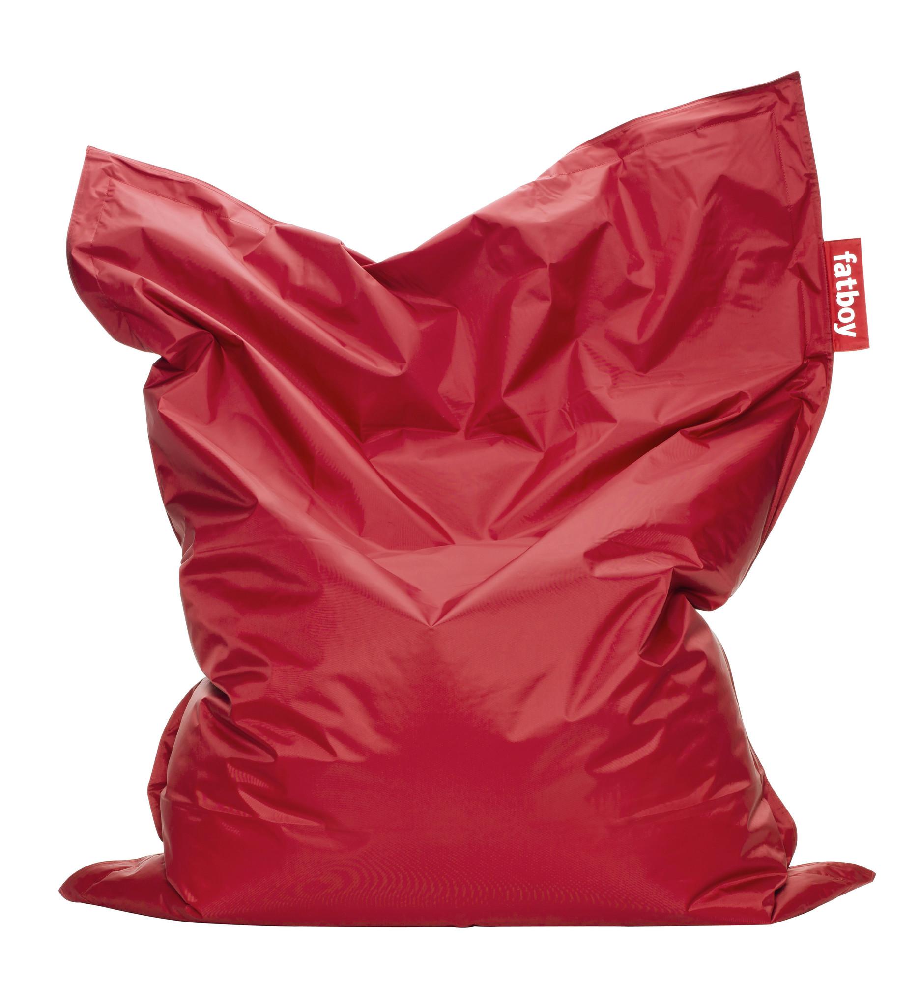 Fatboy Beanbag The Original red