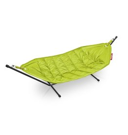 Fatboy Hammock with Frame Headdemock lime green