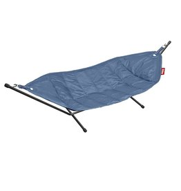 Fatboy Hammock with Frame Headdemock light blue