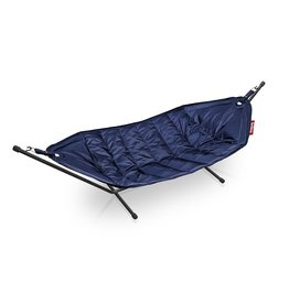 Fatboy Hammock with Frame Headdemock dark blue